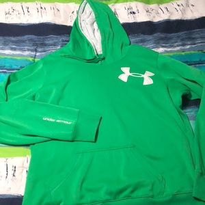 Women's under armour hoodie size XL